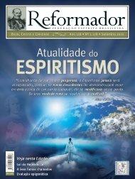 reformador setembro 2010 - a.qxp - Federação Espírita Brasileira