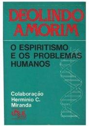 Deolindo Amorim - O Espiritismo e os Problemas ... - ViaSantos
