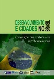 Desenvolvimento e Cidades no Brasil - Redbcm.com.br