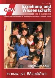 Ausgabe 05-2011 - GEW-Saarland