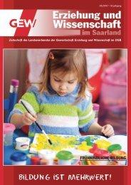 Ausgabe 05-2010 - GEW-Saarland