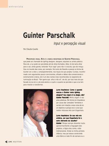 Guinter Parschalk - Lume Arquitetura