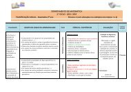 Departamento de Matemática - Escola Básica Integrada de Arrifes