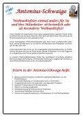 So finden sie uns Checkliste - Antonius-Schwaige - Seite 2