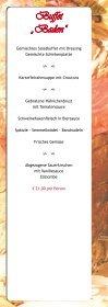 Menüs & Buffets - Badisch Brauhaus - Seite 6