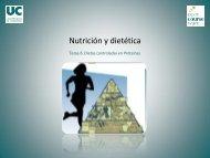 Nutrición y dietética Dietas controladas en proteínas