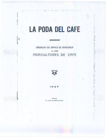 La poda del café. Agricultores de café