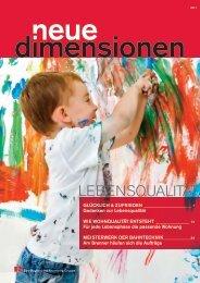 Meue Dimensionen 2011