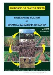 um dossiê do plantio direto sistemas de cultivo e dinâmica ... - Cirad