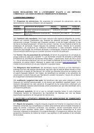 bases subvencions comerç 2011 - Cedem - Ajuntament de Manresa