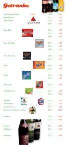 Jetzt neu! Capriccio Partyservice - Pizzeria Capriccio -Neheim - Seite 5