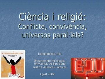 Ciència i religió