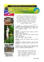 Boletín febrero 2013 - Dominicas DEIC