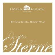 Erfolg meines Restaurants hat unzählige ... - Christians Restaurant