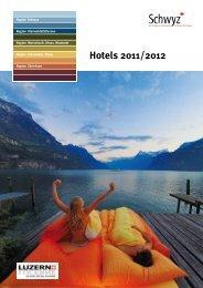Hotels 2011/2012 - Brunnen