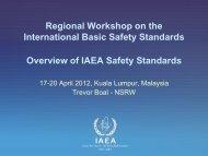 1. T. Boal - IAEA Safety Standards.pdf - gnssn - IAEA