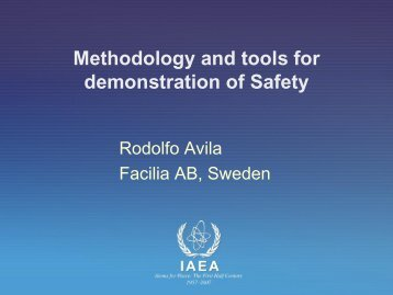 04. Avila SAFRAN Tool - gnssn - IAEA