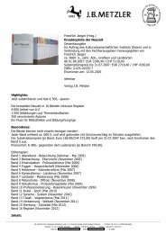 Zum Flyer - Das Goethezeitportal