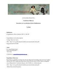 PDF-Fassung - Das Goethezeitportal