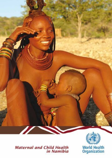 Maternal and child health in Namibia - World Health Organization