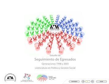 Seguimiento de Egresados - Coplada - Universidad Autónoma ...