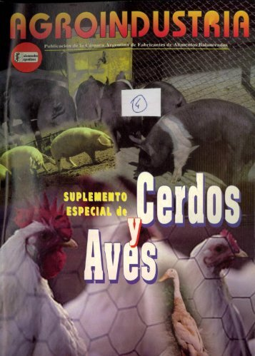 suplemento 4 cerdos y aves - caena.org.ar