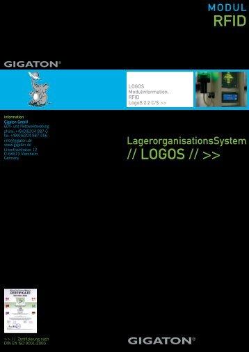 // LOGOS // >> RFID