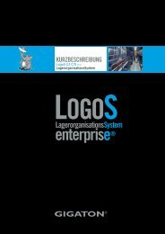 LogoS 2.2 - Enterprise - Warehouse Logistics