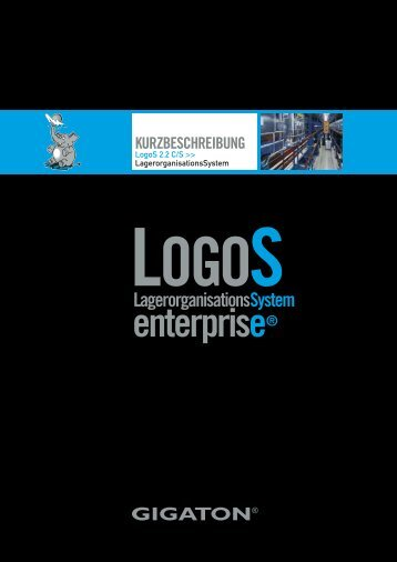 LogoS 2.2 - Enterprise - Warehouse Logistics