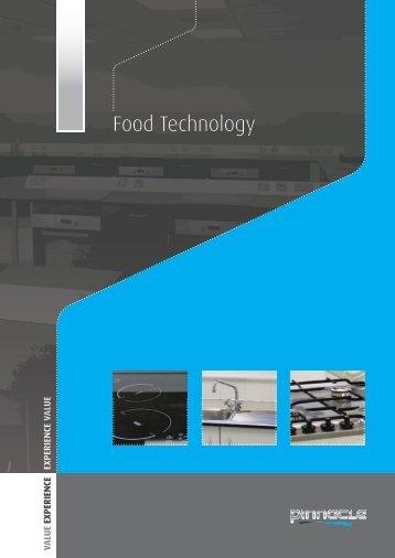 Food Technology - Pinnacle Furniture