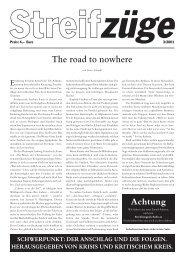 Streifzüge 3/2001 als PDF