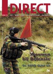 Vrouwen bij Defensie