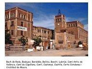Bach Roda-Cr. Moura - Institut Salvador Espriu