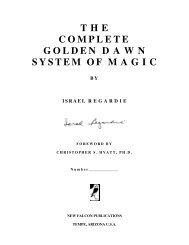 Israel Regardie - The Complete Golden Dawn System of Magic.pdf