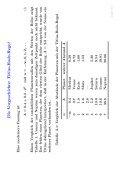 Pr¨asolare Staubteilchen, Meteoriten und Asteroiden - Institut für ... - Seite 5
