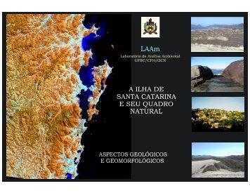 a ilha de santa catarina e seu quadro natural - CFH - Universidade ...