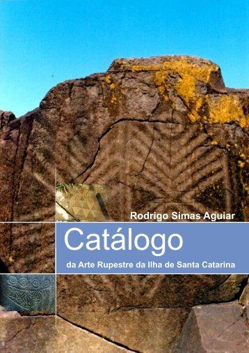 catalogo rupestre de santa catarina - Do.ufgd.edu.br