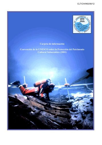 Convención de la UNESCO sobre la Protección del Patrimonio ...