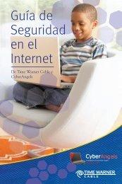 Guía de Seguridad en el Internet - CyberAngels