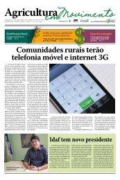 Comunidades rurais terão telefonia móvel e internet 3G Idaf ... - Seag