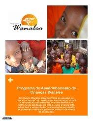 Programa de Apadrinhamento de Crianças Wanalea