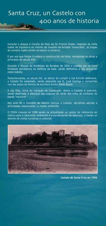 Os 400 anos do Castelo de Santa Cruz - CEIDA