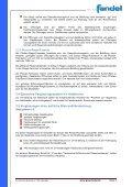 Technisches Merkblatt zu TPS-Isolierglas - Glas Fandel - Seite 5