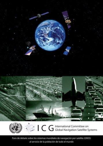Foro de debate sobre los sistemas mundiales de navegación por ...