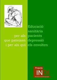 Educació sanitària per als pacients que pateixen depressió i ... - Inici