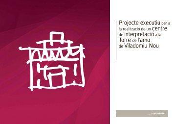 Projecte de museïtzació - Parc Fluvial