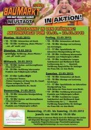 IN AKTION! - Globus Baumarkt