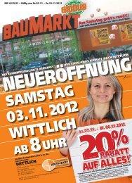 AUF ALLES! - Globus Baumarkt