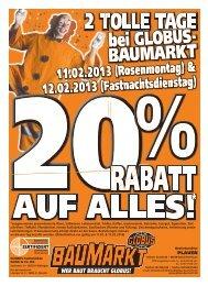 ZERTIFIZIERT - Globus Baumarkt