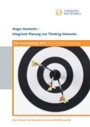 Integrierte Planung von Thinking Networks TN ... - gmi-mbh.de